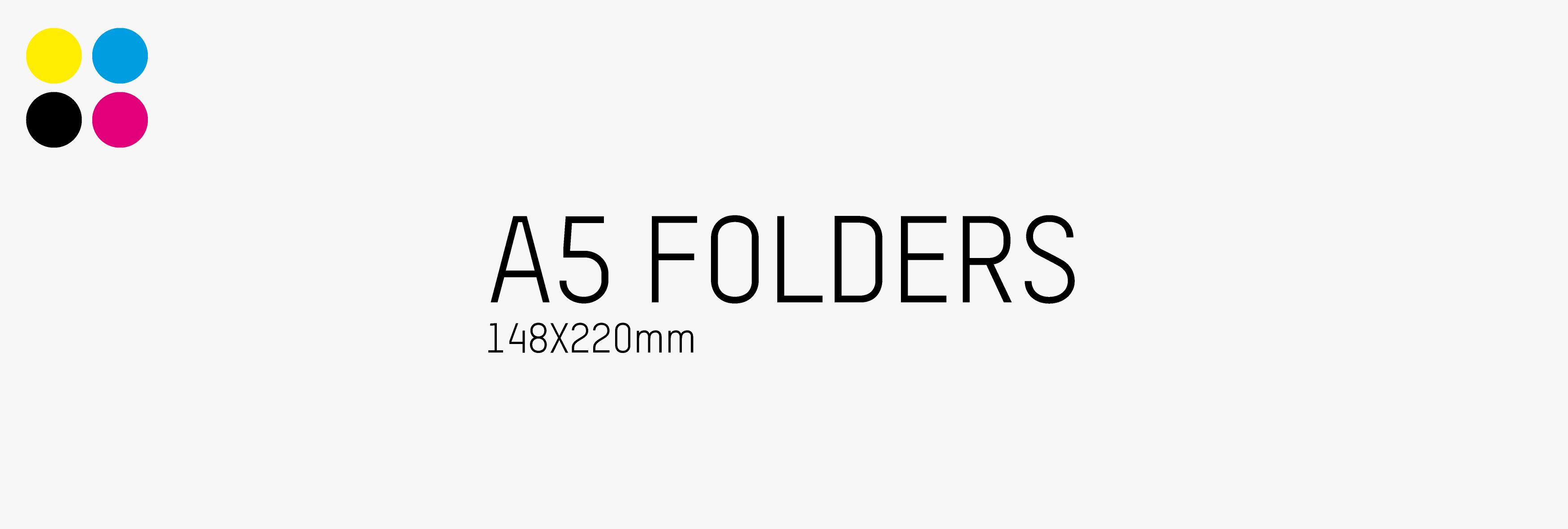 A5-folders