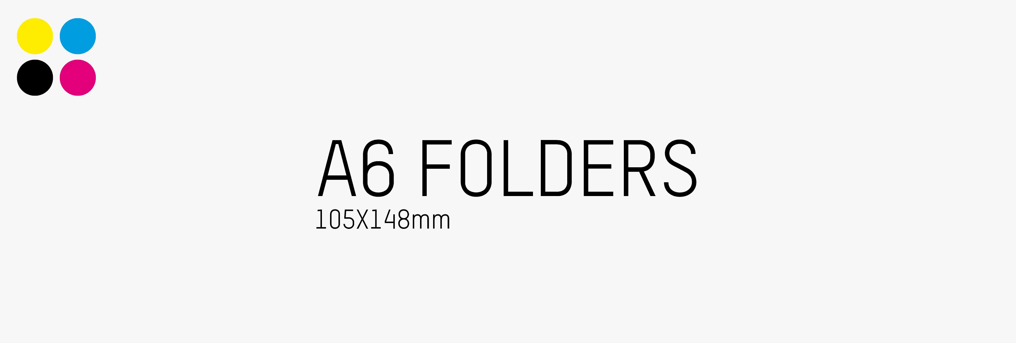 A6-folders