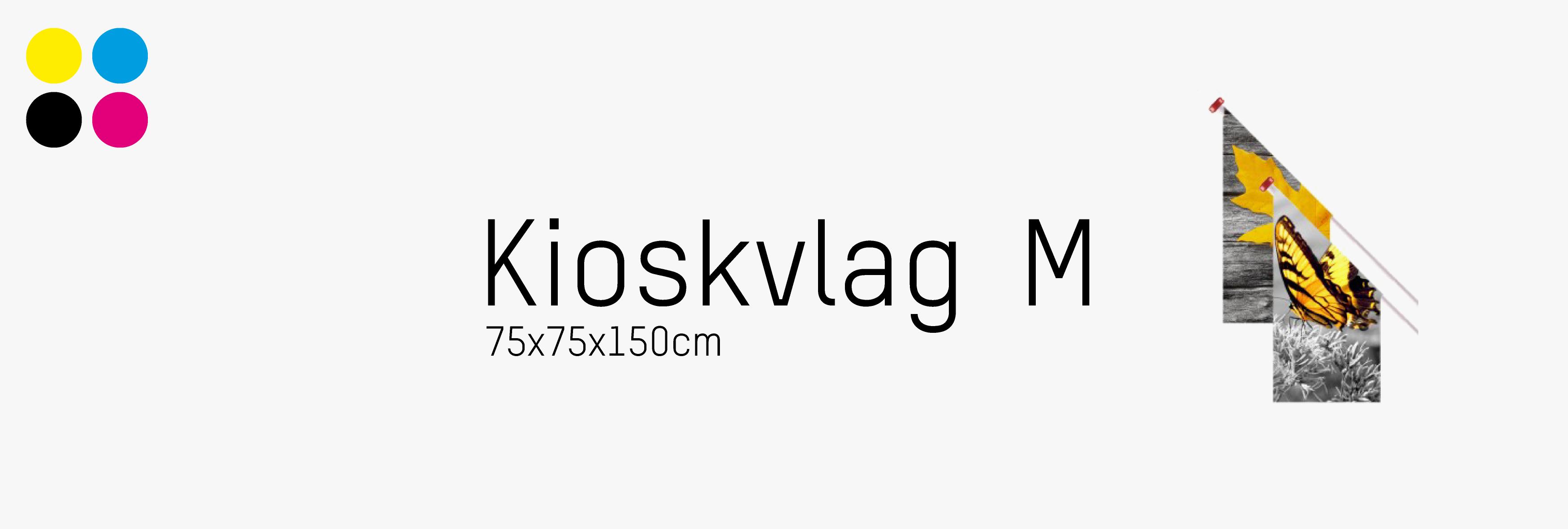 Kioskvlag-M